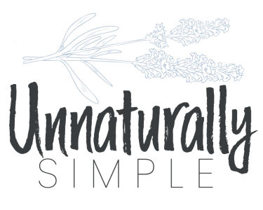 Unnaturally Simple